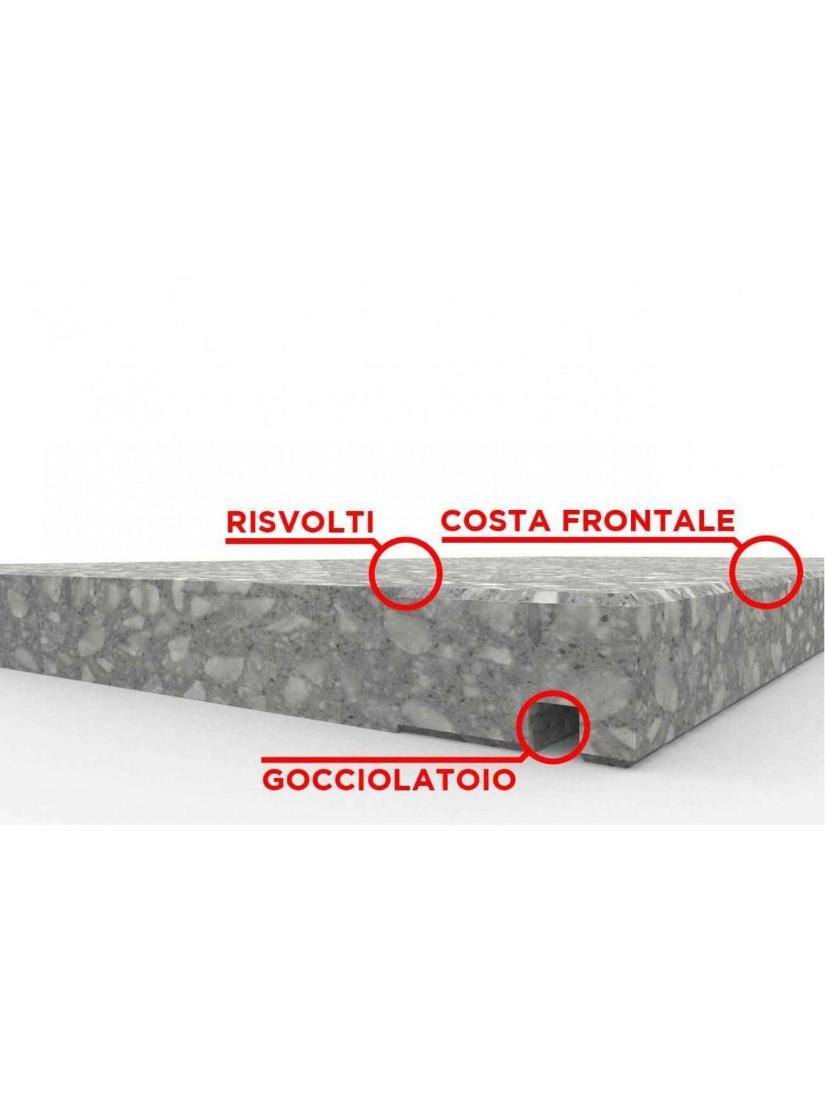 Abdeckung auf Terrasse SB 240 Torcello