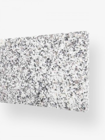 Alzata in diorite chiara su misura