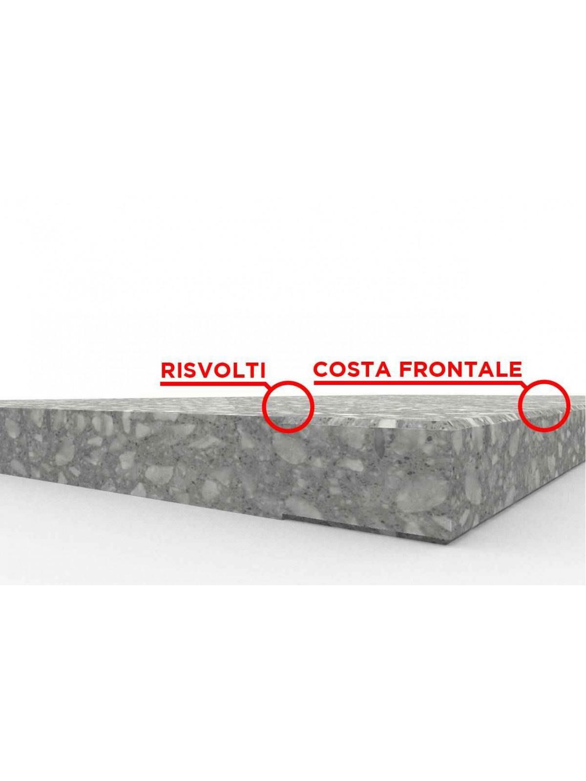 Schwelle in Terrazzo SB240 Torcello