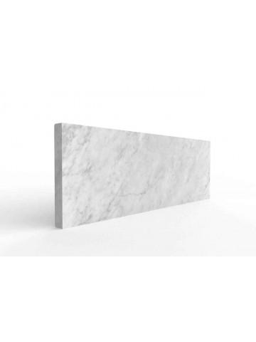 Sockelleiste in Weiß von Carrara