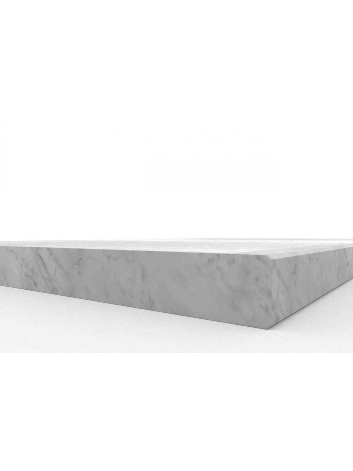 Carrara White Pedata