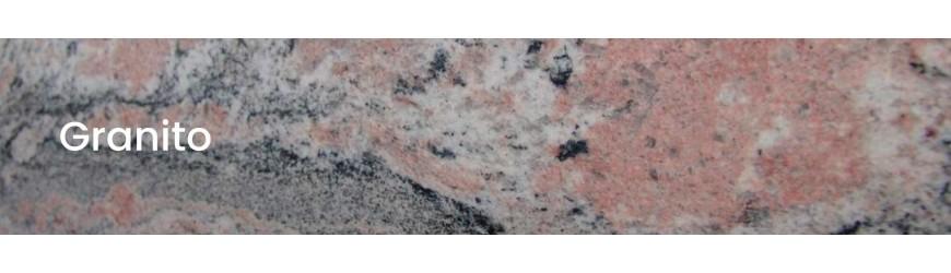 Wir arbeiten Granulierte Granite an Maß
