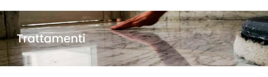 Behandlungen für Marmor und Granit