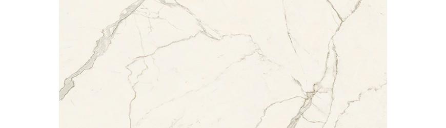 Atlas Concorde Calacatta Keramik personalisierte Küchenplatte