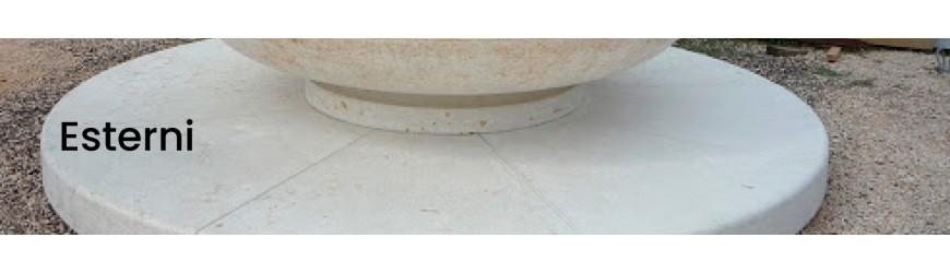 Cerchi una Fontana in Marmo e prodotti in Pietre Naturale per Esterno?