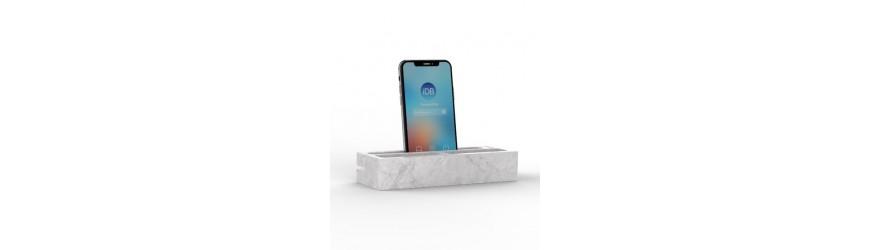 iMarble: Elegante base in marmo per il tuo Telefono