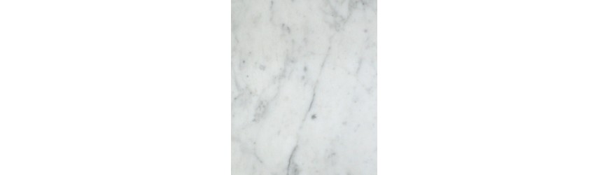 Carrara weißer Marmor für den Bau.