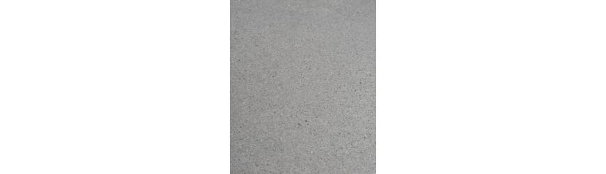 Verarbeitung auf Maßnahme Serene Stein für den Bau.